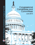 Congressional Candidates and Committees Campaign Guide