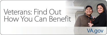 Veterans: Find out how you can benefit.