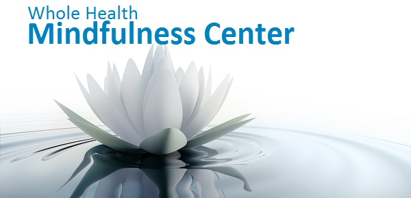 Whole Health Mindfulness Center water lilly