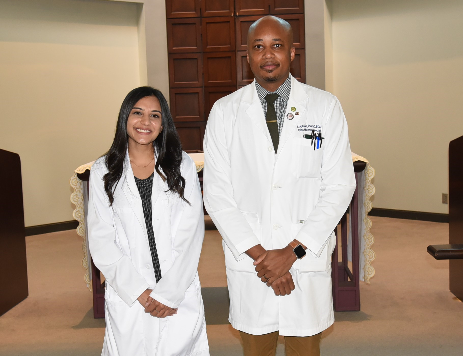Ambulatory care PGY2 pharmacy residents