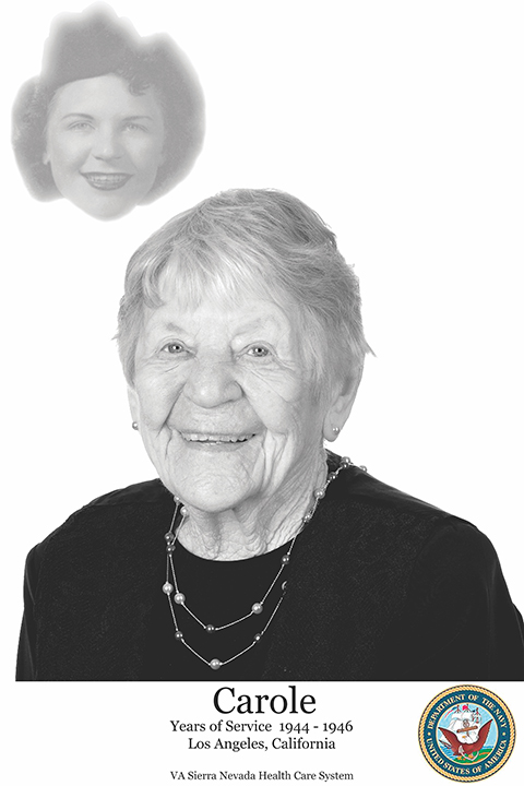 Carole, Navy Veteran