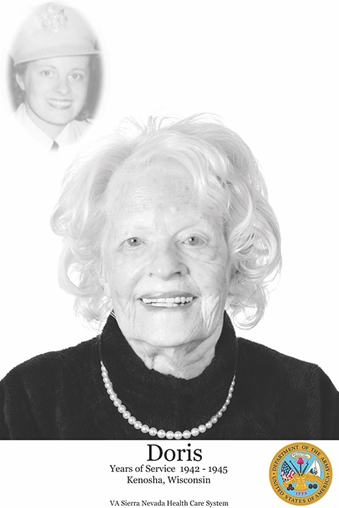 Doris, Army Veteran