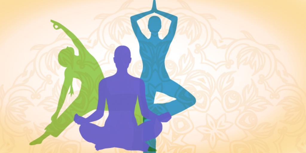 yoga graphic