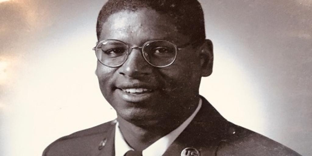 U.S. Air Force Veteran David McPeak