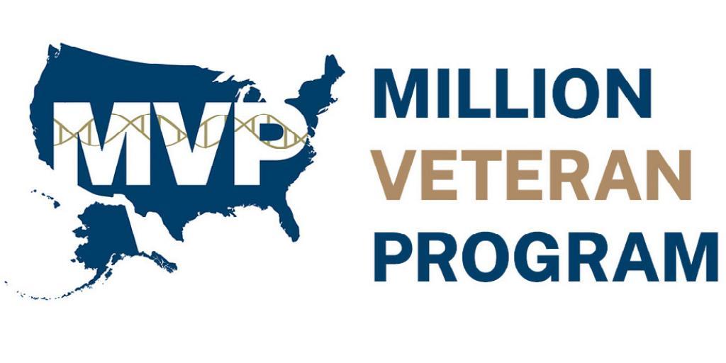 Million Veteran Program graphic