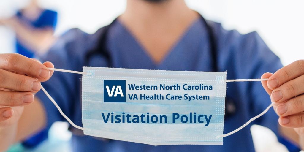 Western North Carolina VA Health Care Facility visitation policy to change Aug. 30.