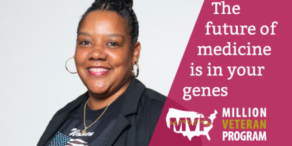Million Veteran Program, future of women's health.