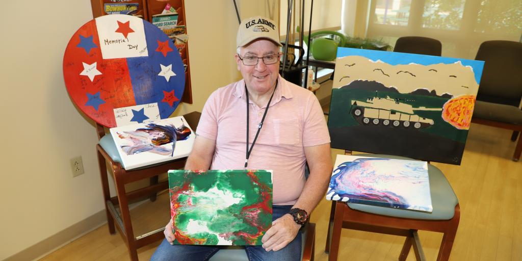 U.S. Army Veteran Mr. Ray Leonard