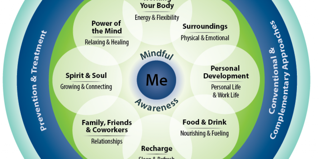 Circle of Health diagram