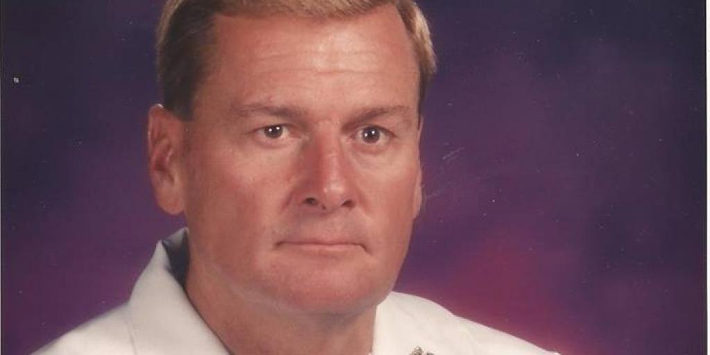 Retired Master Chief Navy Counselor and Vietnam Veteran Robert Tinsley