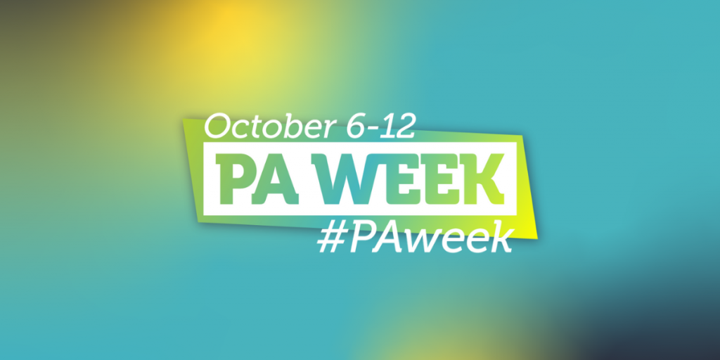 Physician Assistant Week Graphic