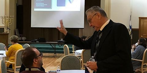 Community providers receive VA Pittsburgh training  to help Vietnam-era Veterans on hospice who may be struggling with PTSD, moral injury or thoughts of suicide.