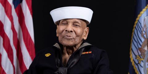 U.S. Navy Veteran Mager Ely