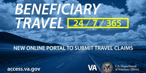 Beneficiary Travel Self-Service System