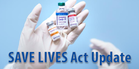 SAVE LIVES Act image