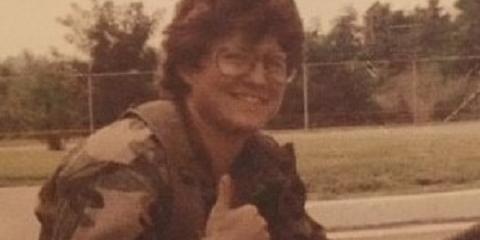Laurie Kubli, Army Veteran