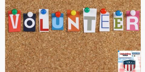 Upholding Valor podcast - Volunteer Services