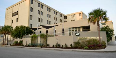 At the Ralph H. Johnson VA Medical Center, 99% of all patient care clinics are now able to get Veterans in for an appointment within 30 days of their requested date. (Photo by James Arrowood)