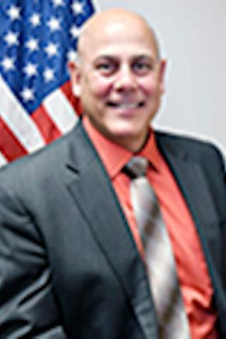 Photo of Associate Director of Patient Care Services Chris Rickens