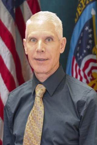 Doctor Michael Prior, Chief of Staff