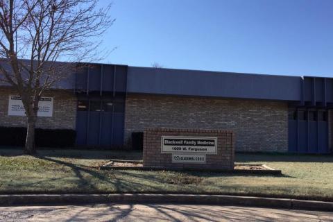 Blackwell VA Clinic