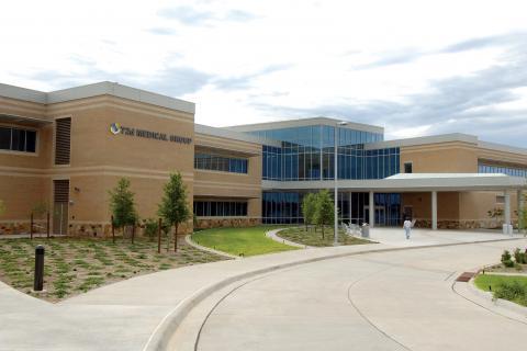 Tinker VA Clinic