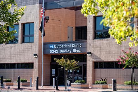 McClellan VA Clinic