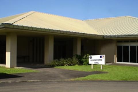 Faleomavaega Eni Fa'aua'a Hunkin VA Clinic
