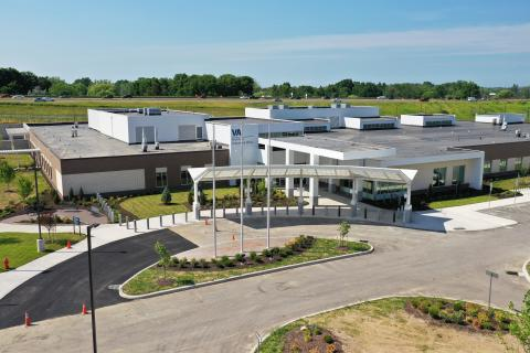 Rochester Calkins VA Clinic