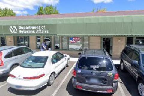 Kietzke lane Veteran Affairs clinic, Reno, Nevada.