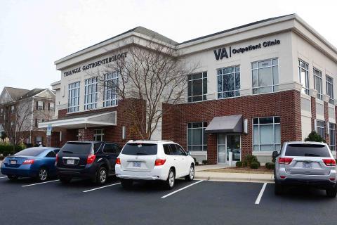 Raleigh III VA Clinic