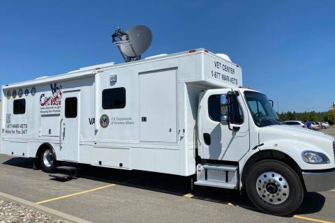 Spokane Mobile Vet Center MVC