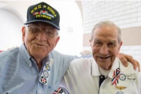 Two Veterans