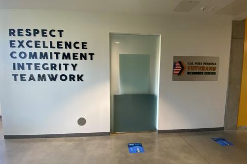 Cal Poly Veterans Resource Center