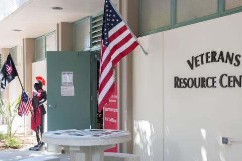 Pasadena City College Veteran Resource Center
