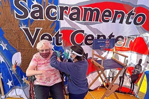 Sacramento Vet Center image