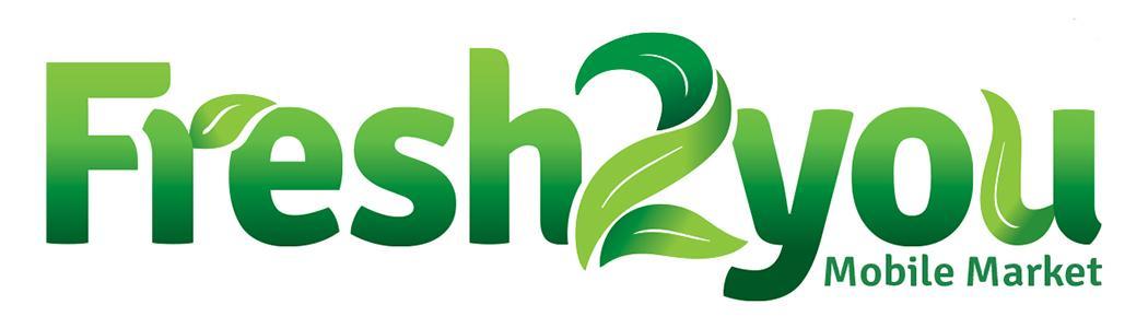 Fresh2You Mobile Market logo
