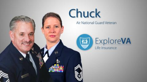 VA life insurance for peace of mind