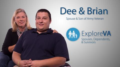 VA benefits for affected family