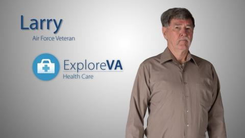 VA helps Larry with heart condition