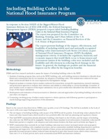 ... Building Codes in the National Flood Insurance Program (2014