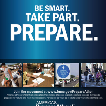 Cover image for America's PrepareAthon!  Collection