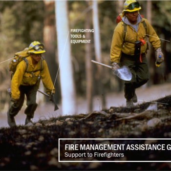 Cover image for Fire Management Assistance Grant (FMAG) Graphics Collection