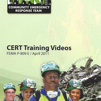 Cover image for CERT Training Videos Collection
