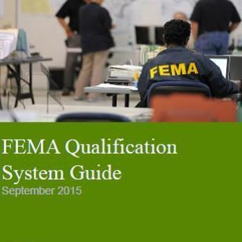 Cover image for FEMA Qualification System Collection