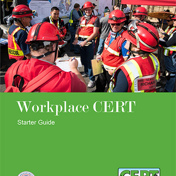 Cover Image for Community Emergency Response Team (CERT) Training Materials album