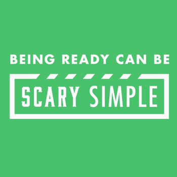 Cover image for Scary Simple Preparedness Videos Collection