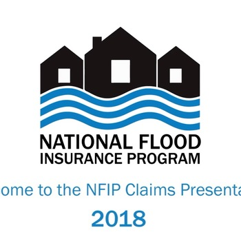 Cover image for David Maurstad's NFIP Claims Adjuster Address for 2018 Collection