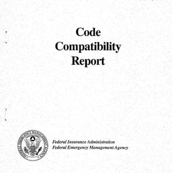Cover Image for Code Capability Report and Appendices (1992) album