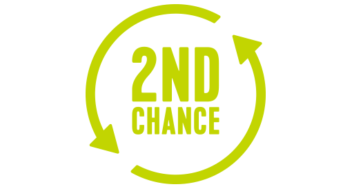 2nd Chance Homepage Icons